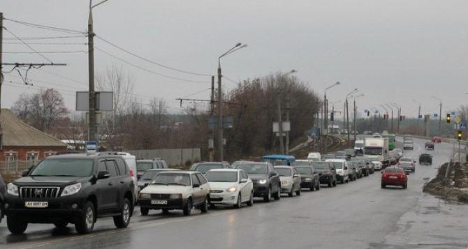 КПВВ «Майорск» на окраине Горловки попал под обстрел