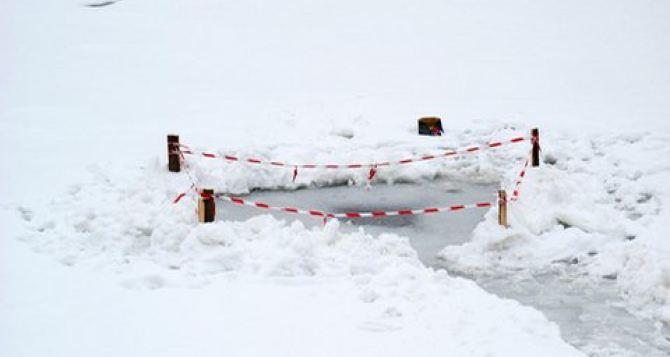 В Харьковской области рыбак спас  провалившуюся под лед девочку, мальчика спасти не успел