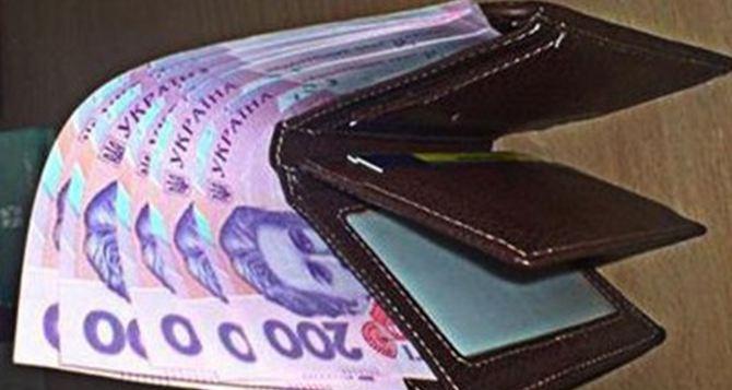 В Украине выросли минимальные зарплаты