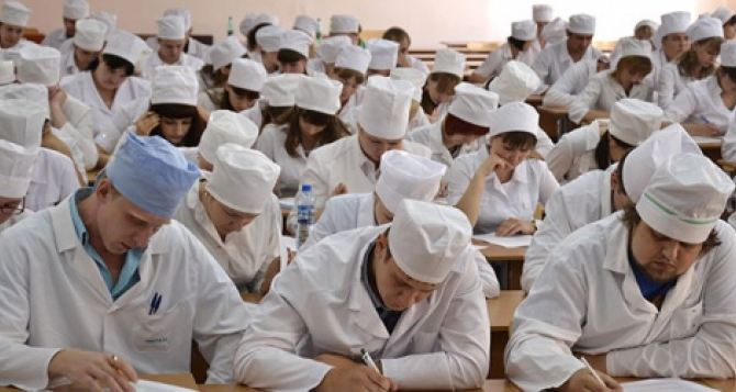В Мариуполе со следующего года будут обучать студентов-медиков