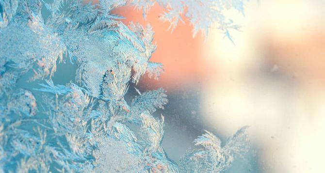 Погода в Луганске на 7декабря: -15°С