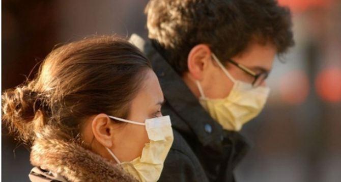 В Луганской области превышен эпидпорог заболеваемости гриппом