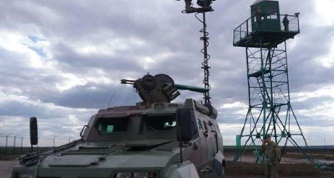 Проект «Стена» на границе с Россией  заморожен