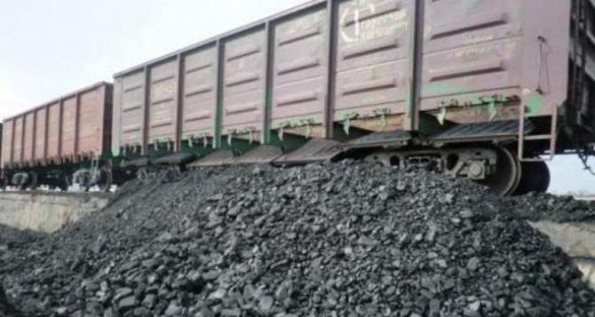 В самопровозглашенной ЛНР за неделю добыли 33 тыс. тонн угля