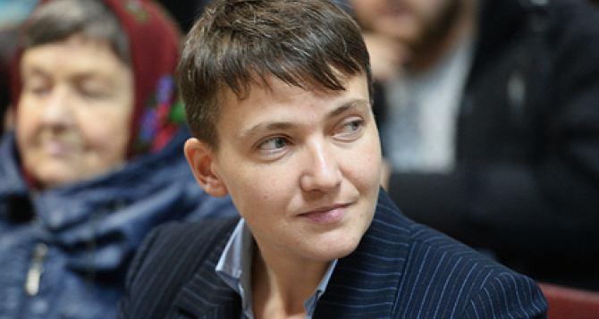 Чертей не увидела. —Савченко о встрече с Захарченко и Плотницким