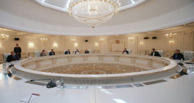 Завтра в Минске обсудят  механизм введения особого статуса Донбасса
