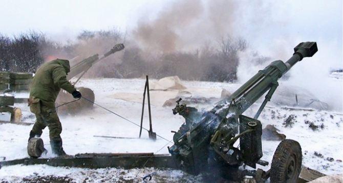Бои в районе Дебальцево не прекращаются. Сутки на Донбассе