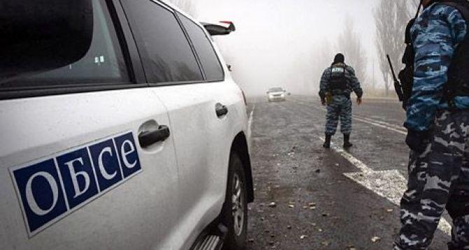 ОБСЕ: Применение нелегального минскими соглашениями оружия взоне АТО выросло на300%