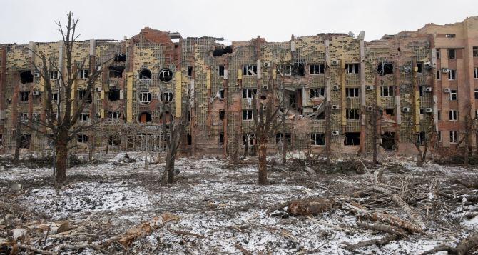 Рада отвергла законопроекты овозмещении ущерба заразрушенное жилье взоне АТО