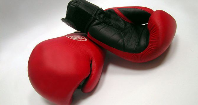 Для школьников Луганска открылась бесплатная секция бокса