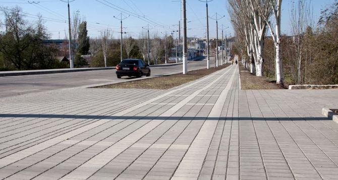 Движение по путепроводу в Луганске возобновится 26декабря