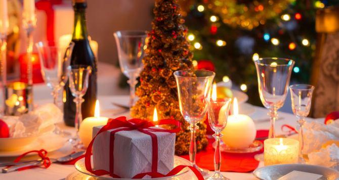 Новогоднее меню для жителей Луганска обойдется в 1,5 тыс. рублей