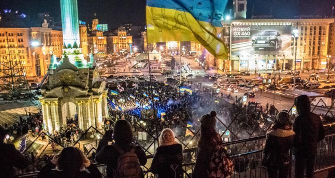 Россия признала Евромайдан госпереворотом