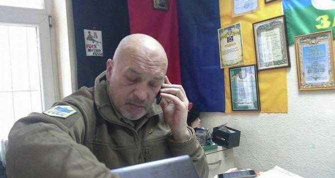 Тука обнародовал условия, при которых Путин отдаст Донбасс Украине