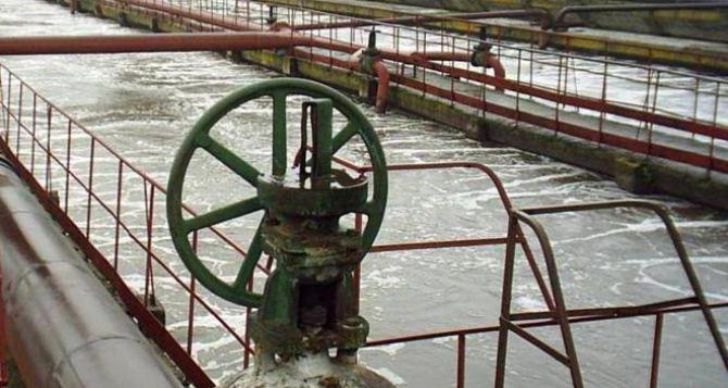 ЛЭО возобновило подачу электроэнергии на Попаснянский водоканал