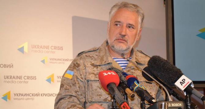 Донецкий губернатор обязал подчиненных общаться на украинском языке