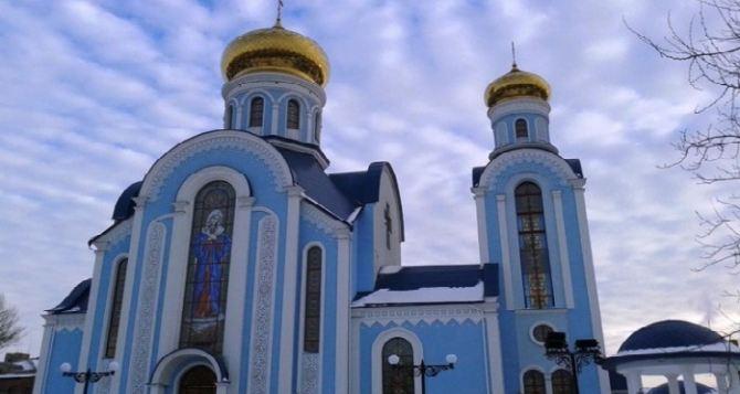 На территории храма «Умиление» в Луганске построят купальню