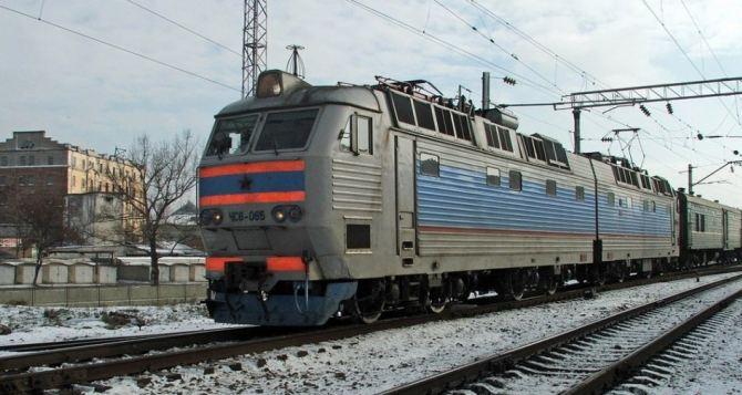 Запаса топлива для работы Донецкой железной дороги хватит на 9 суток