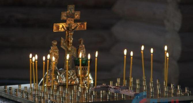 В Луганске почтили память погибших при взрыве в больнице №7 (фото)