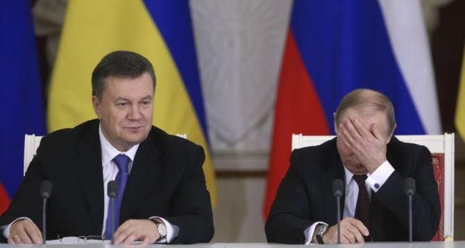 Янукович прокомментировал свое письму к Путину