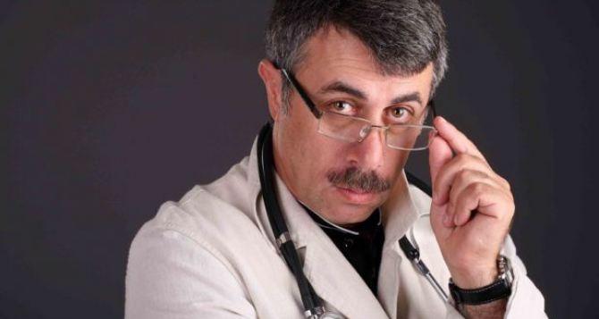 При лечении ОРВИ и гриппа не нужно глотать таблетки. —Комаровский