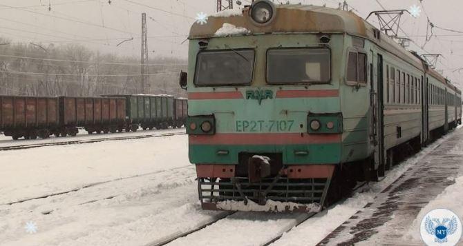 ДонЖД восстановила работу железнодорожного перегона Горловка-Байрак (фото)