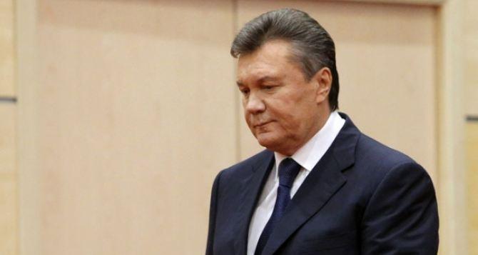 Янукович не приедет на допрос в Киев