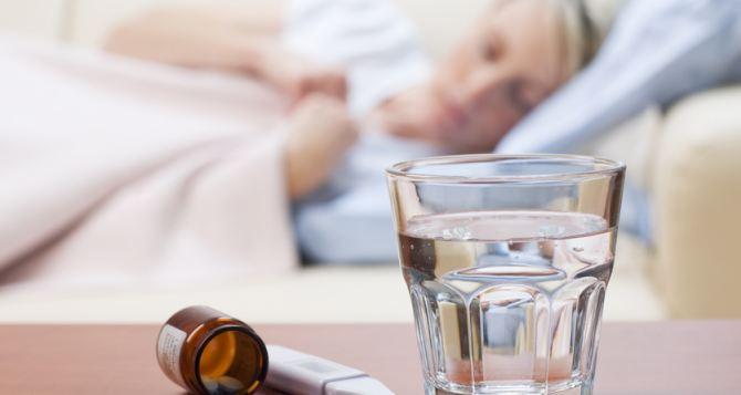 В Харьковской области снова растет число заболевших гриппом и ОРВИ