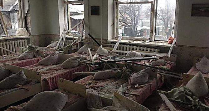В самопровозглашенной ДНР 24 ребенка стали инвалидами из-за войны