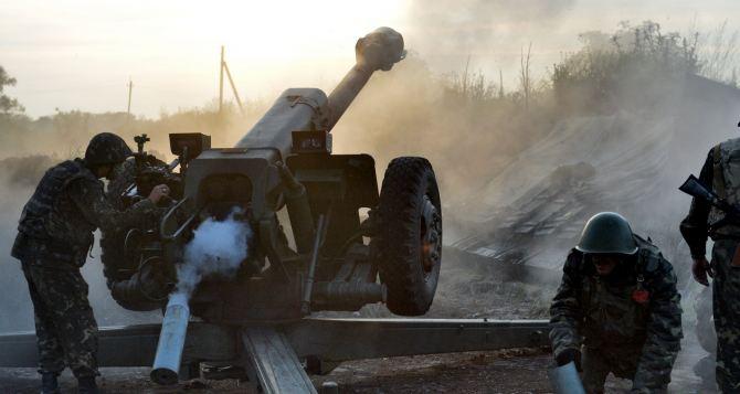 ДНР: обстрелами ВСУ повреждены дома вДонецке иМакеевке