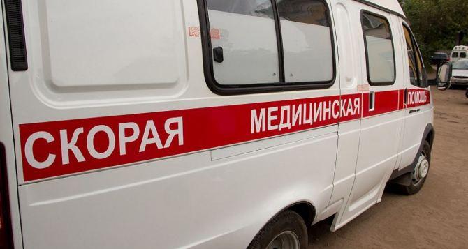 Обстрел Макеевки. Погибла мирная жительница, три человека ранены