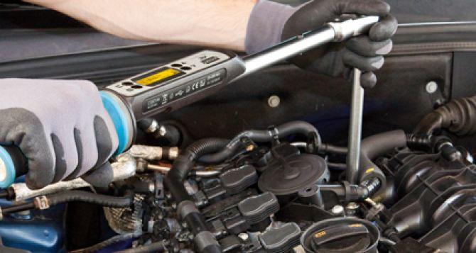 Инструмент и комплексные решения по оснащению автомастерской