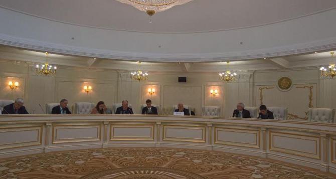 Сегодня в Минске соберется Трехсторонняя контактная группа по Донбассу