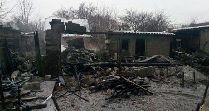 В Авдеевке в результате обстрелов повреждены 52 дома