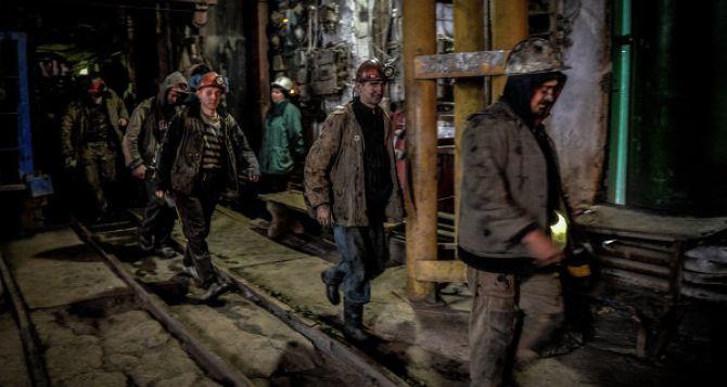 Горняки самопровозглашенной ДНР в январе добыли свыше 900 тысяч тонн угля