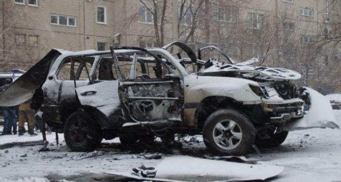 СМИ говорили о задержании убийцы начальника управления милиции ЛНР