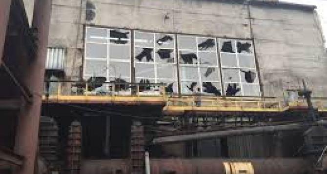 После остановки пока не удается полностью запустить Авдеевский коксохимический завод