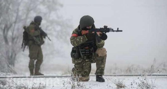 Басурин: украинские силовики засутки 1229 раз обстреляли ДНР