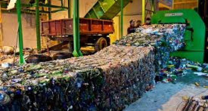 В Дебальцево хотят построить первый в ДНР комплекс по утилизации отходов