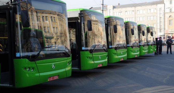 В Харькове не хватает водителей маршруток