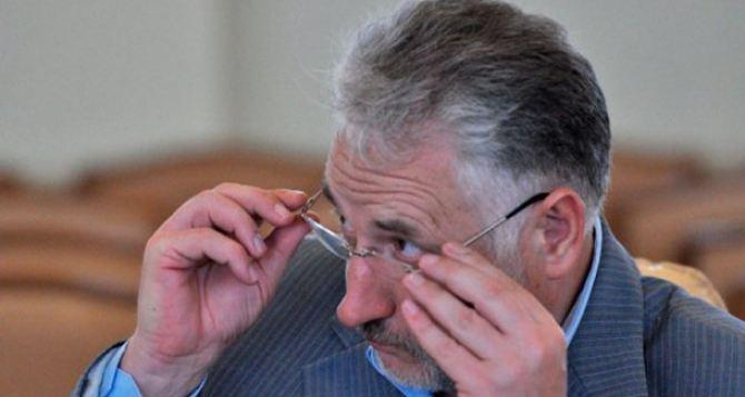Донецкий губернатор сравнил ж/д блокаду с махновщиной