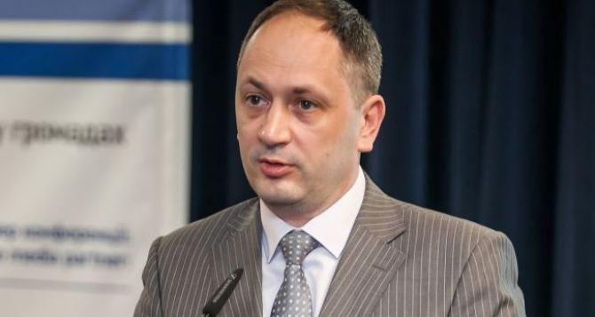 Украина не торгует с неподконтрольными территориями Донбасса. —Черныш