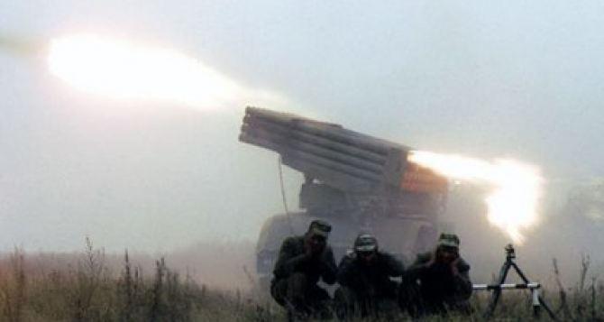Артиллеристы ВСУ обстреляли Ясиноватую— ДНР