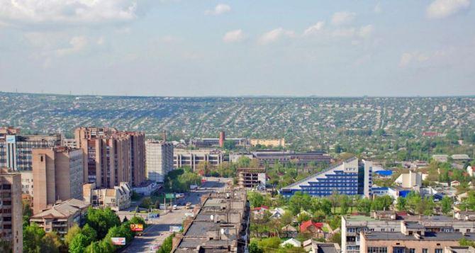 Население Луганска с 2010 года сократилось на 31 тыс. человек