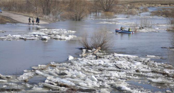 Паводок в Харьковской области будет сильнее, чем в последние десять лет. —Прогноз