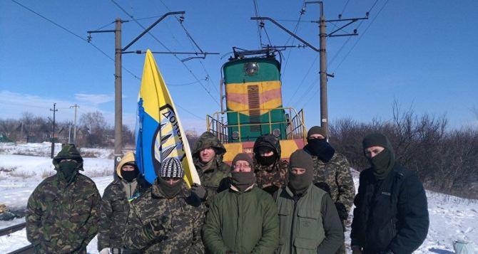 Участники блокады обещают перекрыть все трассы Донбасса