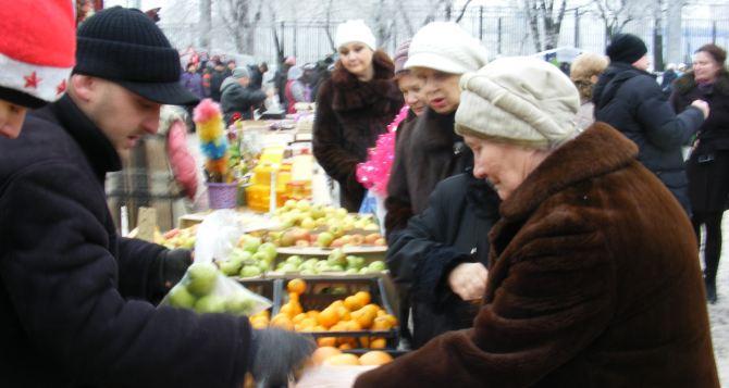 В Донецке в марте пройдет более 40 ярмарок
