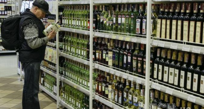С 1марта в Украине подорожал алкоголь