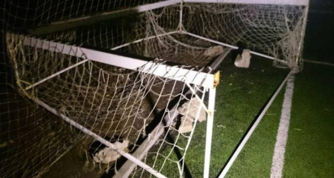 Погибший в Харькове во время игры в футбол мальчик был переселенцем из Луганска
