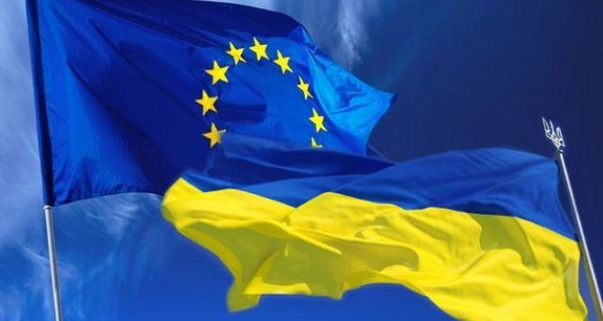 За время войны Украина получила отЕС гуманитарную помощь на сумму 400 млн евро